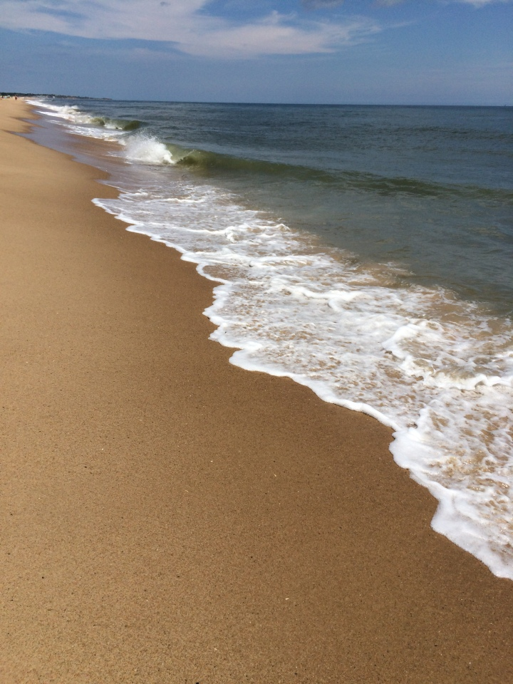 large beach