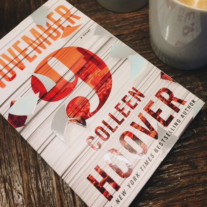Colleen Hoover's November 9